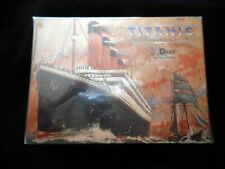 Titanic Collector Starter Pack #3 Dart Cards, Colorized Coin, Dean Autograph