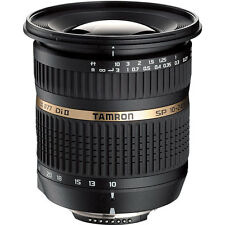 Tamron SP 10-24mm F3.5-4.5 Di II LD Lens - Nikon Fit