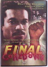 The Final Comedown (DVD, 2008) WORLDWIDE SHIP AVAIL!
