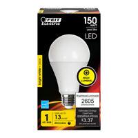 FEIT Electric 23 watts A21 LED Bulb 2200 lumens A-Line 150 Watt  Warm White