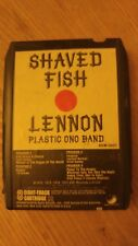 Shaved Fish 8 track Lennon Plastic Ono Band
