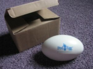 Ped Egg for smooth feet - manual - callus and dry skin removal