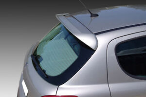 For PEUGEOT 207 REAR WING ROOF SPOILER PU QUALITY UNPRIMED