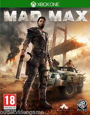 Mad Max XBOX ONE - ITA-NUOVO SIGILLATO [XONE0205]