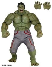HULK Avengers Age Of Ultron 1/4 Scale 61cm Deluxe Actionfigur OVP NECA Marvel
