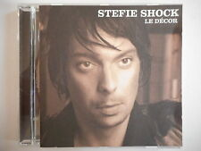 STEFIE SHOCK : LE DECOR / TOUT LE MONDE EST.. - [ CD ALBUM ] --> GRATUIT & SUIVI