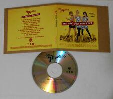 Pipettes  We Are the Pipettes  2007 U.S. promo CD