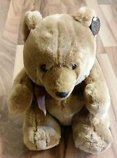 """The Smile Collection"" Super Soft Stuffed Vintage 1983 Teddy Bear w/Napa Scarf"