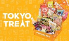 Tokyo Treat 15% off discout code for premium Japanese candy snack box/crate