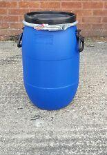 30L Litre Open Top Plastic Barrel, Keg, Drum   Over 100 plus in stock