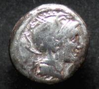 Denier CLAUDIA (111-110 Av. J.-C.) Victoria - Romaine - argent / silver roman