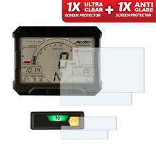 Honda X-ADV 2017+ Dashboard Screen Protector: 1 x Ultra-Clear & 1 x Anti-Glare