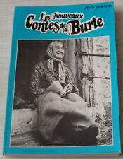 ENVOI Auteur : JEAN DURAND / Les Nouveaux Contes de la Burle / EO 1984 Ardèche