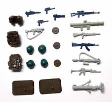 1984 Battle Gear Accessory Pack #2 - 100% Complete - MINT+             .
