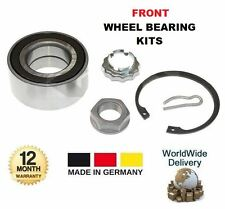 FOR PEUGEOT 307 1.4 1.6 2.0 HDi 2000-->ON NEW FRONT WHEEL BEARING KIT