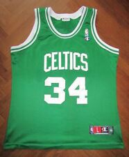 Canotta maglia PIERCE BOSTON CELTICS NBA basket jersey trikot AUTHENTIC CHAMPION