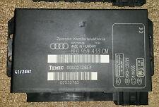 Audi A4 B6 B7 2001-07 Comfort Module 8E0959433BQ 8E0 959 433 BQ