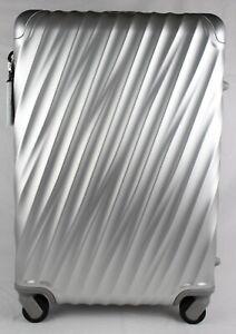 TUMI '19 Degree' Silver Aluminum Short Trip Packing Case - 36864SLV2