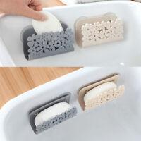 Dish Cloths Rack Suction Sponge Holder Clip Rag Storage Home Kitchen Cleanning