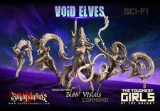 Raging Heroes - Blood Vestals - Command Group (Sci Fi) - NEW - Dark Eldar
