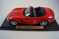 Maisto Modellauto 1:18 Dodge Viper SRT-10 2003 Special Edition *in OVP