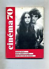 CINÉMA 70 # Le guide du Spectateur # F.F.C.C. N.146 Mai 1970