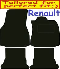 Renault Megane Convertible DELUXE QUALITY Tailored mats 2002 2003 2004 2005 2006