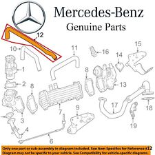 Cooling System Hoses & Clamps for Mercedes-Benz Sprinter 2500 | eBay