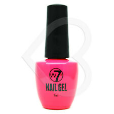 W7 Gel Nail Polish - 14 Vibre Pink 8ml
