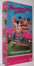 Brand New! 1991 Mannequin Two On The Move VHS Video Cassette Movie - Part 2
