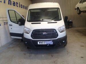 Ford Transit custom 2.2 TDCI 2015 reg for spares