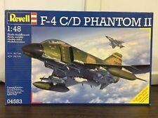 Revell 04583 1/48 F-4 C/D Phantom II Model Kit