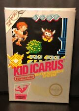 KID ICARUS Nintendo NES 100% Complete Box PRISTINE CARTRIDGE CIB