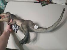 Jurassic World Live Tour Show Deluxe Toy stuffed Plush T-rex Tyrannosaurus Rex