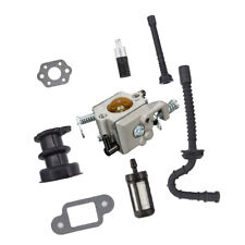 Machinetec motosierra carburador para Stihl Ms210 Ms230 Ms250 023 025 021