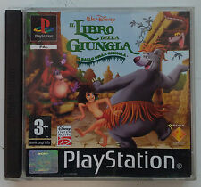 Il libro della giungla - Il ballo della giungla - PS1 - Playstation