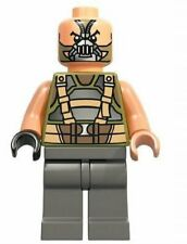 LEGO Superheroes BANE 2013 Minifigure From Batman Set 76001