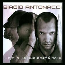 BIAGIO ANTONACCI - IL CIELO HA UNA PORTA SOLA USED - VERY GOOD CD