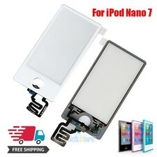 Touch Screen Digitizer Glass Screen Part For iPod Nano 7th Gen A1446 White US