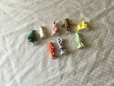Wade Whimsies Red Rose Holiday Figures Christmas Easter Valentine Leprechaun Etc