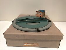 Marklin 410 M Turntable with Original Box + WRAPPING from 1950s