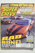 SUPER CHEVY MAGAZINE OCTOBER 1994 454 S-10 LARRY NELSON 57 62 409 JOHNNY FINLEY