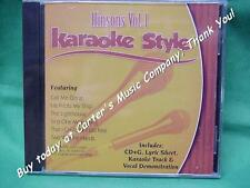 The Hinsons~#1 ~ Christian ~ Daywind ~ Karaoke Style ~ Sing One More Song ~ CD+G