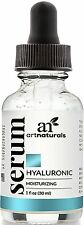 ArtNaturals Hyaluronic Acid Serum Best Anti Aging Skin Care Vit C Serum, 1 oz.