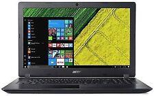 Acer Aspire 3 15.6 Inch HD AMD E2 1.8ghz 4gb 500gb Windows 10 Laptop - Black