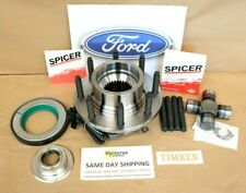 TIMKEN UNIT HUB BEARING AND SPICER SEAL KIT FORD F250 F350 05-14 DANA 60 FRONT