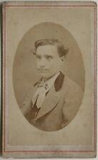 Louis Soyer Lyon France Carte de visite Cdv Photo Vintage Albumine