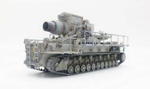 """Precision Model Art 1/72 German Karl-Gerat 60cm Mortar """"Thor"""" Russia 1942 P0328"""