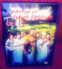 MASTER OF FLYING DAGGERS DVD RARE TESTED WORKS PLAYS GREAT OOP EXTREMELY RARE