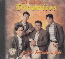 Los Nuevos Dinamicos Me Esta Fallando La Vida CD New Nuevo Sealed